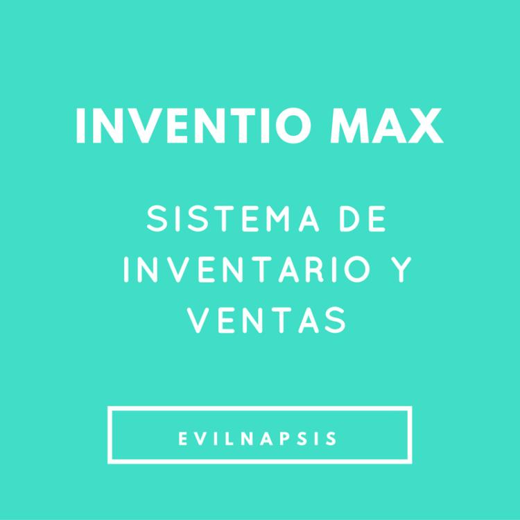 INVENTIO MAX